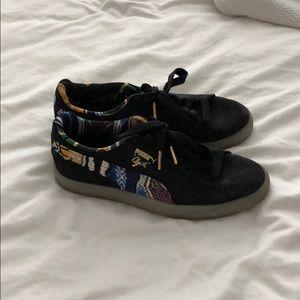 Puma coogi collaboration sneakers